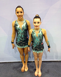 Incredible Start for Team Canada at the Acrobatic Gymnastics World Age Group Competition