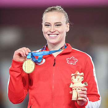 Ellie Black repeats as Pan American Games All-around Champion; Paterson captures bronze
