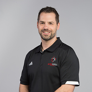 Karl Balisch New Director, Corporate Services & Development for Gymnastics Canada