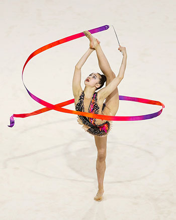 Crane and Garcia both capture first Canadian titles at 2018 Canadian Championships in Rhythmic Gymnastics