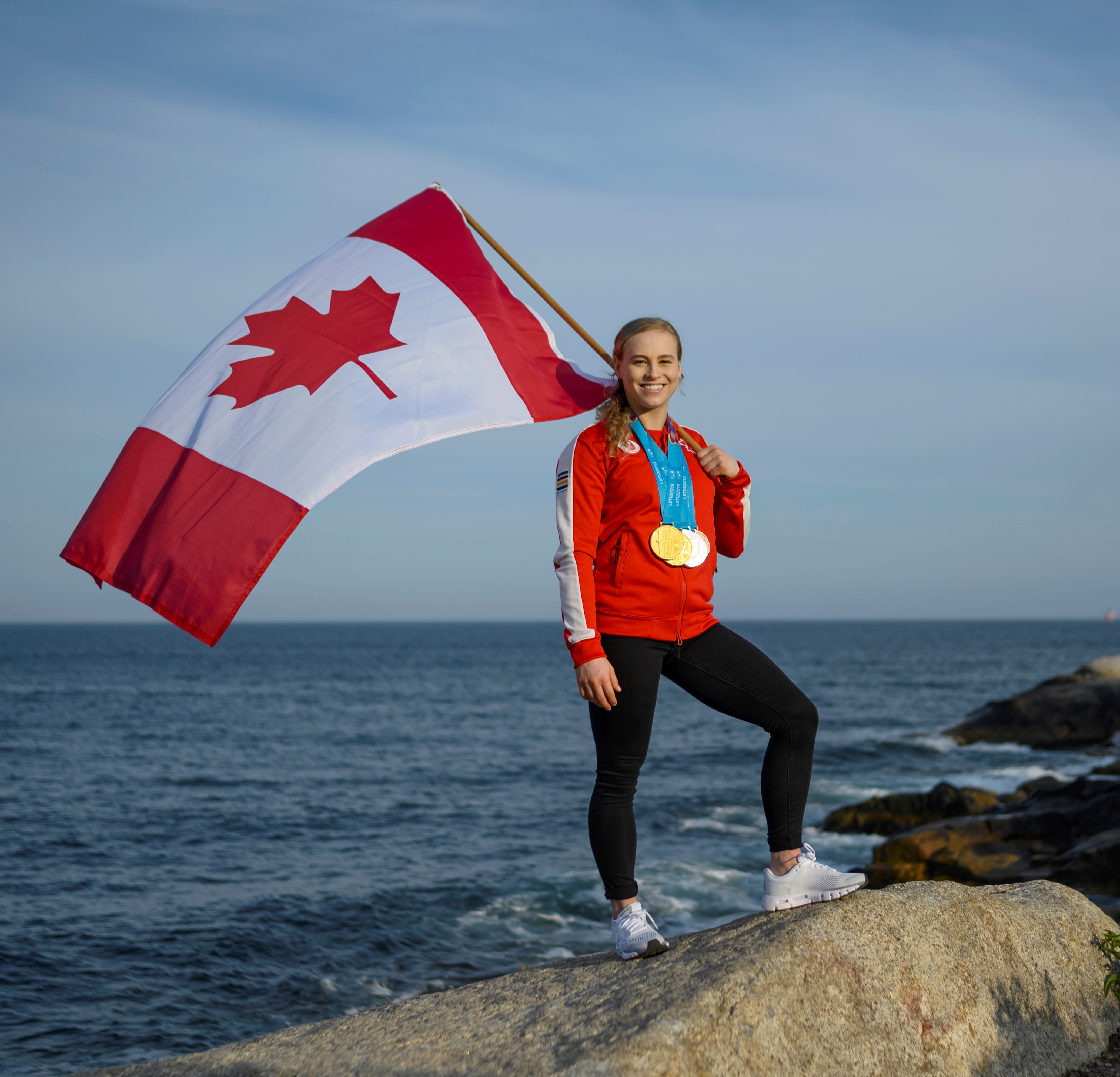 Ellie Black selected as Closing Ceremonies Flag Bearer for Team Canada in Lima 2019