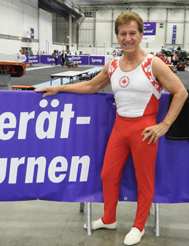 Hardy Fink's report from the German Turnfest