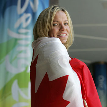 Karen Cockburn, Canada's most decorated gymnast, retires