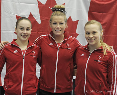 Black, Onyshko, and Rogers nominated to Canadian Olympic Team