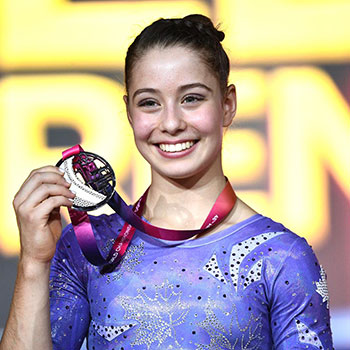 Ana Padurariu captures Canada's second silver medal to close-out 2018 Artistic Gymnastics World Championships