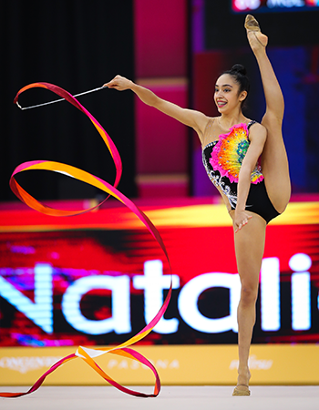 Individual competition wraps up for Canada at 2019 Rhythmic Gymnastics World Championships