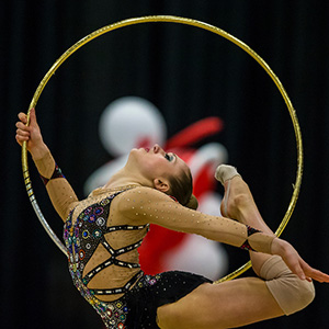 Canadian Rhythmic Gymnasts to attend World Championships in Pesaro, Italy