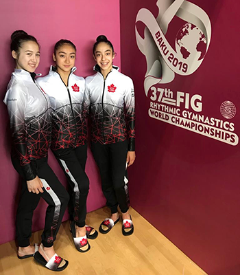 Gymnastics Canada announces new sponsorship deal with Limelight Teamwear