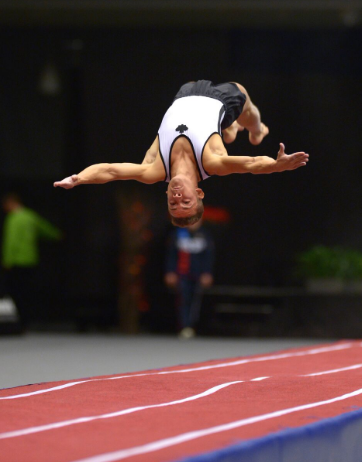 Canadian tumbler Michael Chaves wins bronze medal in Portugal
