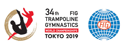 Canadian team announced for 2019 World Championships in Trampoline Gymnastics