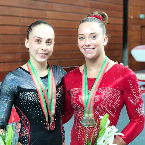 Five medals for Canada at Artistic Gymnastics World Challenge Cup in Portugal