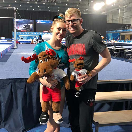 Spence finishes tenth in all-around final at Youth Olympic Games
