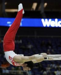 Pan Am Games berths on the line at 2015 Canadian Artistic Gymnastics Championships