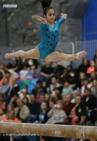 Rose-Kaying Woo tops field in women's qualification at Canadian gymnastics championships