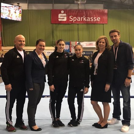 Strong Results at Artistic Gymnastics World Cup in Germany