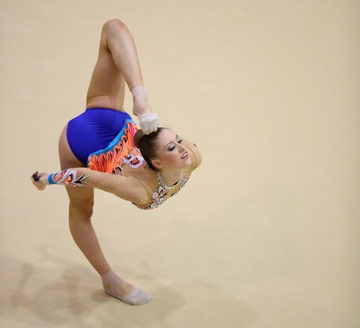 Whelan and Garcia top field on day 2 at Rhythmic Elite Canada