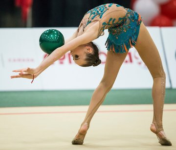 Strong Start for Canadian Rhythmic and Acrobatic Gymnasts at Pan American Championships