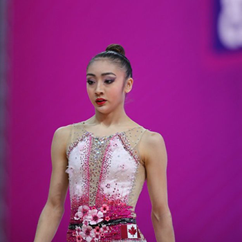 Uchida soars to highest Rhythmic Gymnastics World Cup finish in Sofia